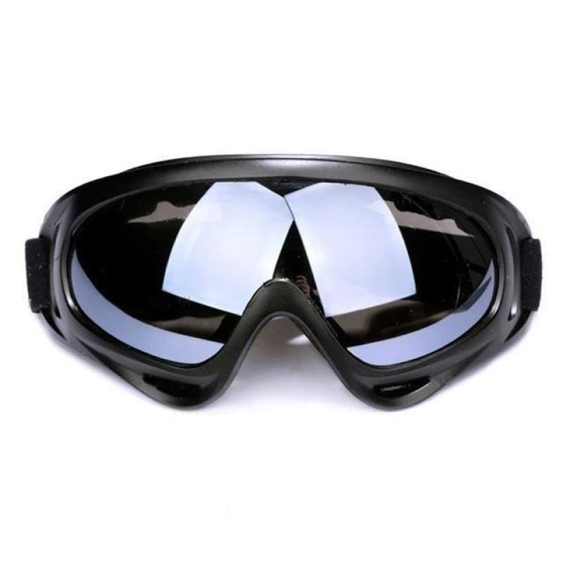 Snowboard Dustproof Sunglasses Motorcycle Ski  Lens Frame Paintball Outdoor Sports Windproof - My Web Store Shopping