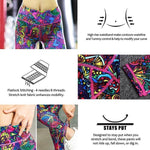 Sportswear Women Yoga 2 Piece Set Tracksuit Fitness Sports Pants Running Top Gym Clothes Suits Chest Pad - My Web Store Shopping