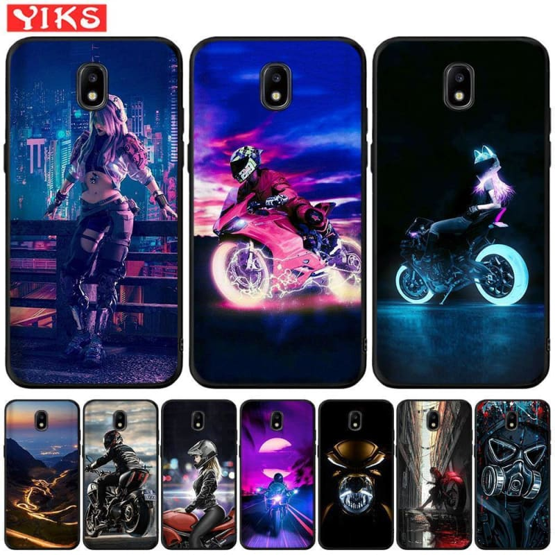 Street Brand Boy Girl Case For Samsung Galaxy J3 J5 J7 2016 2017 Phone Case J2 Prime G530 j4 J6 Plus 2018 Matte Cover Coque Etui - My Web Store Shopping