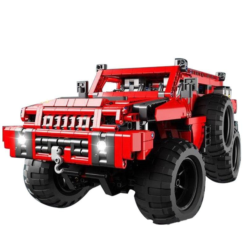 Technic Series Marauder Car Compatible with Legoed Assembly Car Model Kit Building Blocks Bricks - My Web Store Shopping