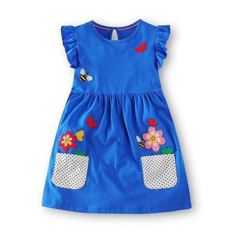Load image into Gallery viewer, Toddler Dresses for Girls Clothes Brand Cotton Christmas Princess Dress Unicorn Kids Dresses - My Web Store Shopping