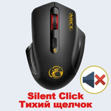 USB Wireless Mouse 2000DPI USB 2.0 Receiver Optical Computer Mouse 2.4GHz Ergonomic Mice For Laptop - My Web Store Shopping
