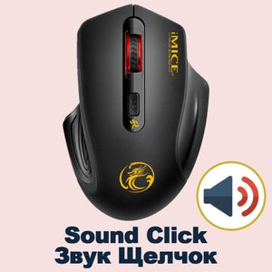 Load image into Gallery viewer, USB Wireless Mouse 2000DPI USB 2.0 Receiver Optical Computer Mouse 2.4GHz Ergonomic Mice For Laptop - My Web Store Shopping