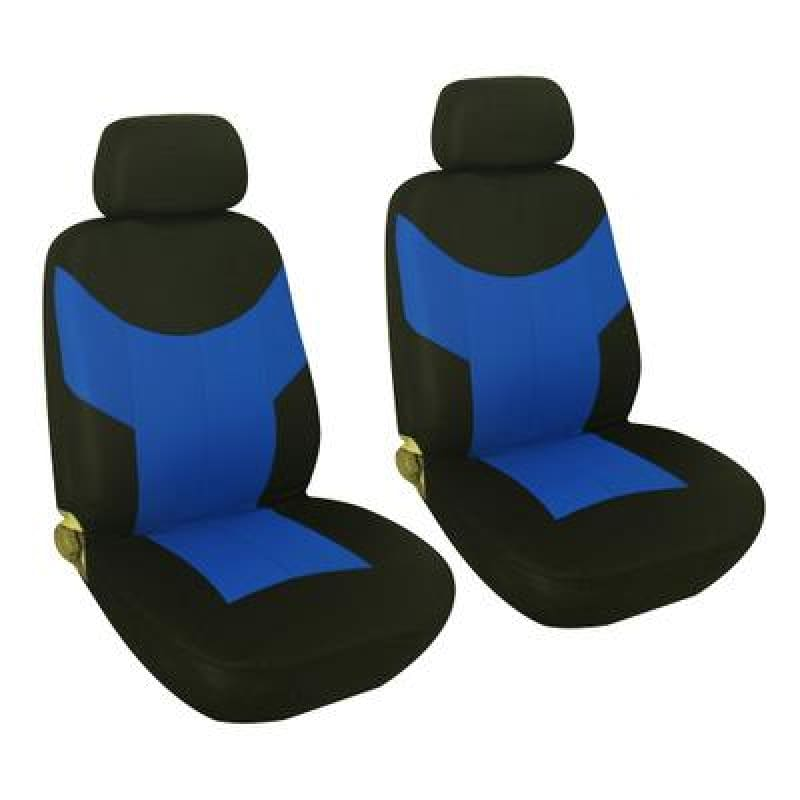 Load image into Gallery viewer, Universal Car Front Seat Covers Chair Cushion Protector 2/5 Seats 1 Set - My Web Store Shopping