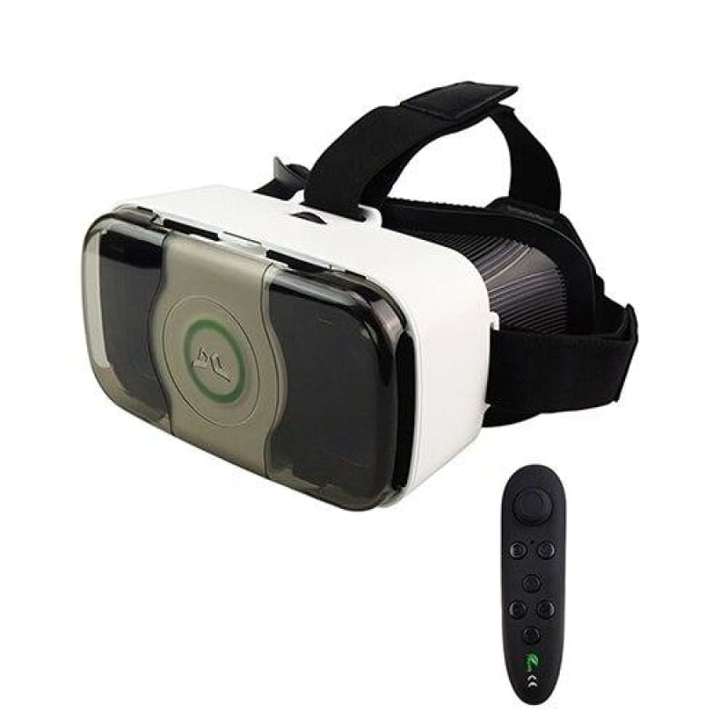 Load image into Gallery viewer, VR 3.0 Headset 3D Virtual Reality Glasses Googles Front Cover Helmet for 4.5-6' Mobile Phone with VR - My Web Store Shopping