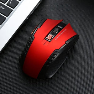 Load image into Gallery viewer, Wireless Optical Mouse Gamer New Game 2.4GHz Wireless Mice with USB Receiver Mause for PC Gaming - My Web Store Shopping