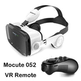 VR Z4 Glasses with Bluetooth Remote Google Cardboard Pro for Iphone Android Smartphone Biocular - My Web Store Shopping