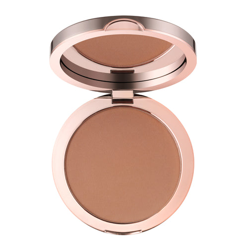 DELILAH Sunset Compact Matte Bronzer - Medium Dark