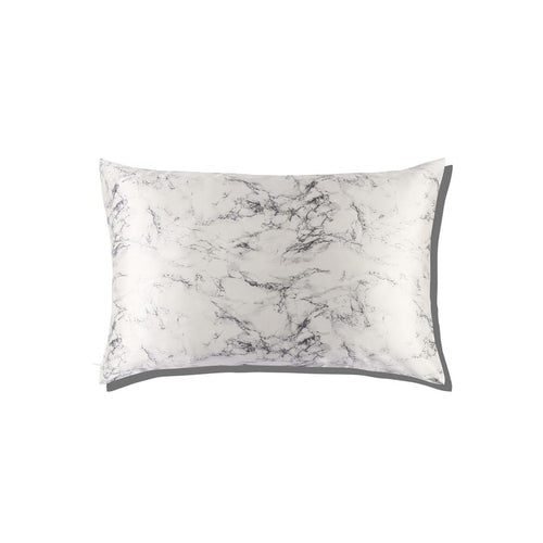Slip silk pillowcase - Marble