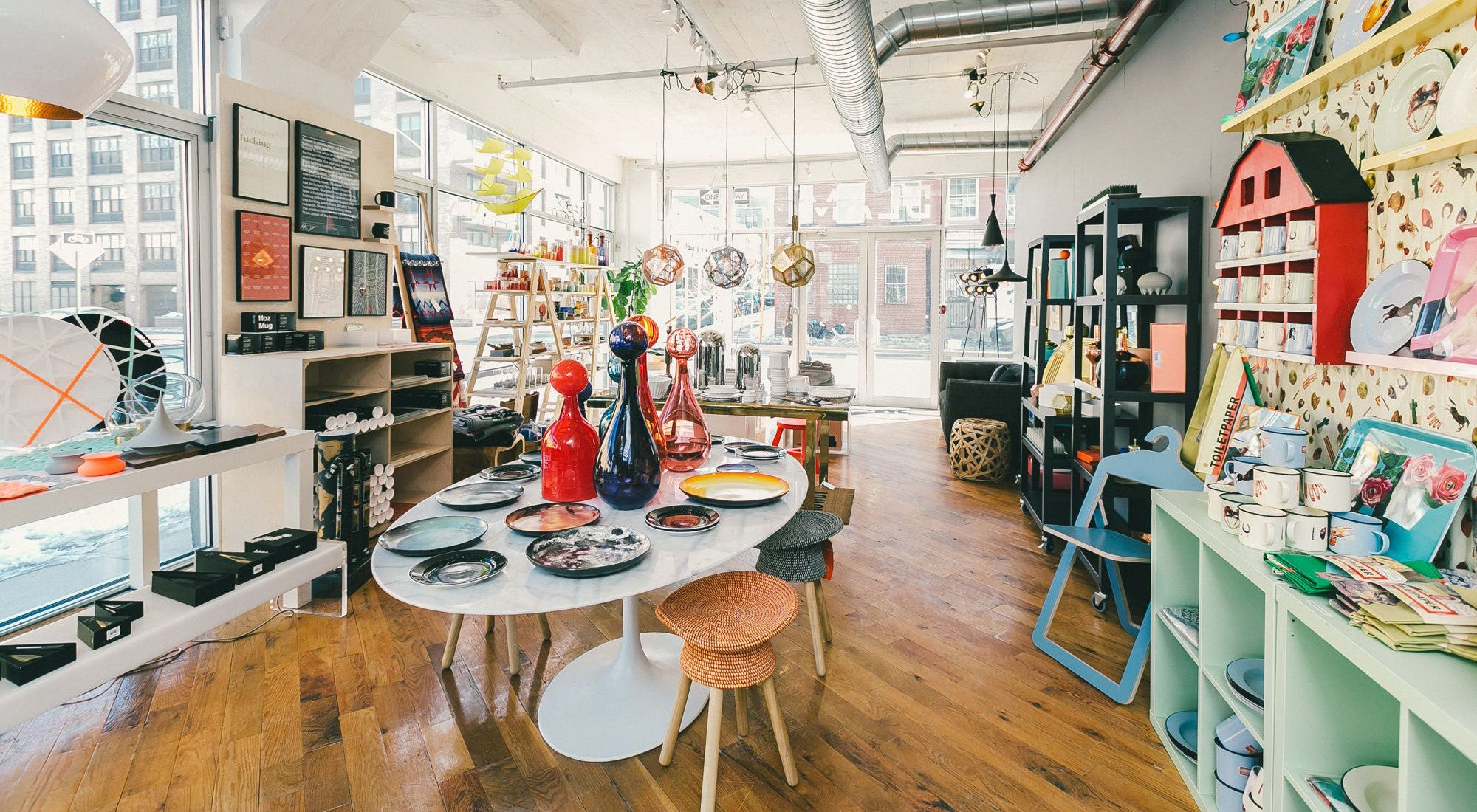 BEAM Named to Racked NY's List of Best Home and Furniture Stores in NYC!