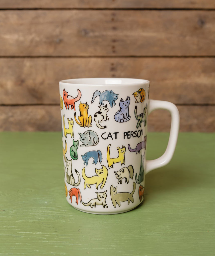 Cat Person Mug Fishs Eddy - BEAM // Design Store