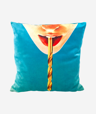 Drill Pillow Seletti x Toiletpaper - BEAM // Design Store