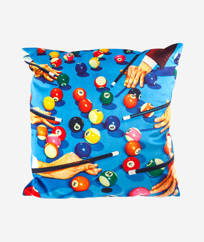 Snooker Pillow
