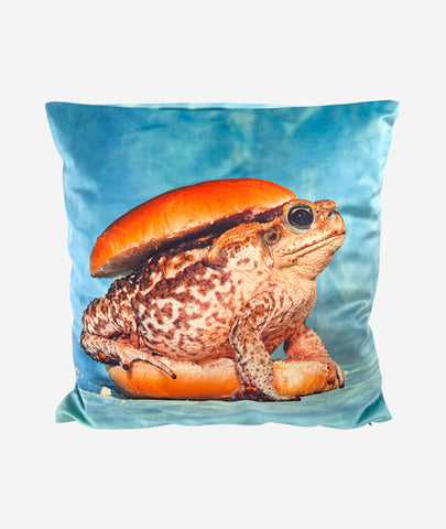 Toad Pillow Seletti x Toiletpaper - BEAM // Design Store