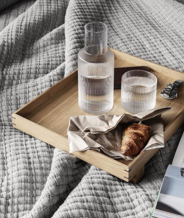 Ripple Mini Carafe Set Ferm Living - BEAM // Design Store