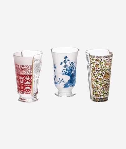 Hybrid Clarice Glasses (Set/3) Seletti - BEAM // Design Store