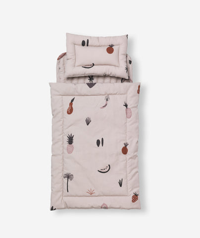 Fruiticana Doll Bedding Set Ferm Living - BEAM // Design Store