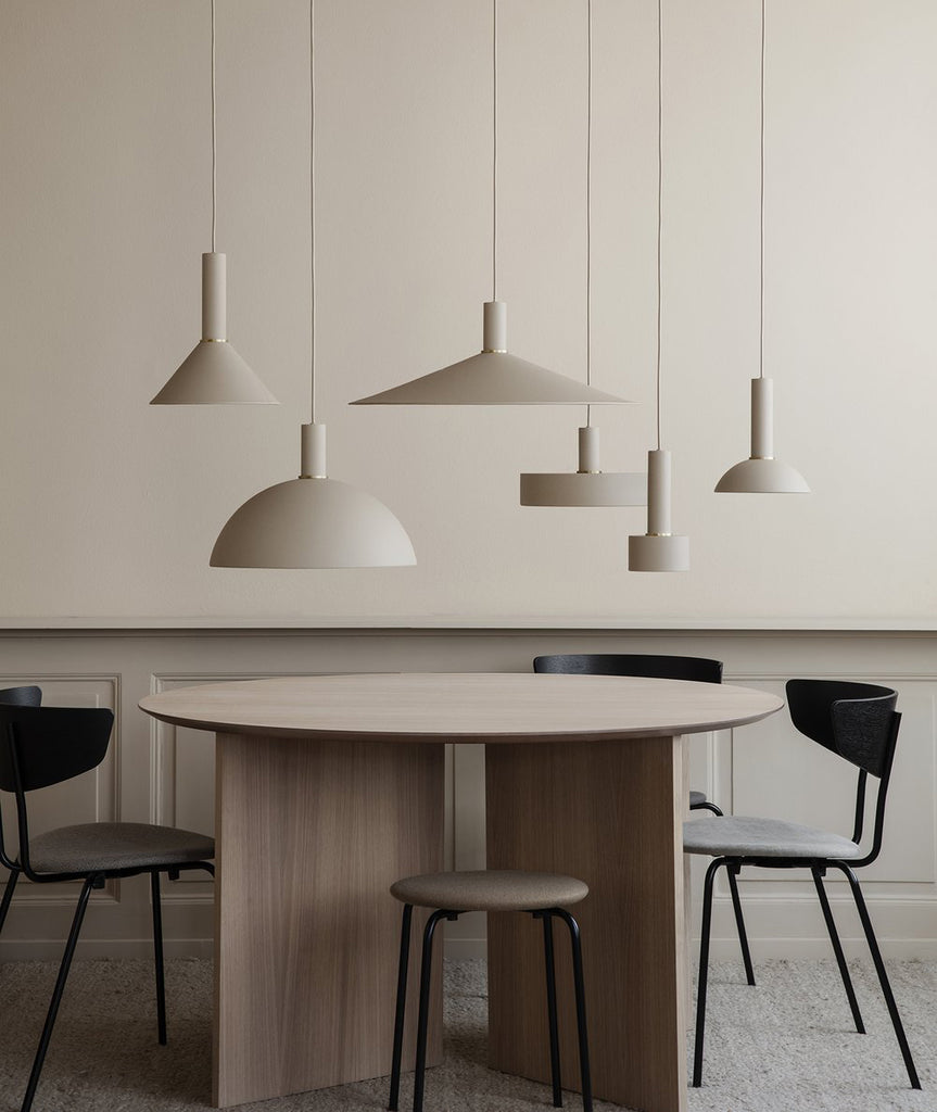 Socket Pendant Lamp - 9 Colors Ferm Living - BEAM // Design Store