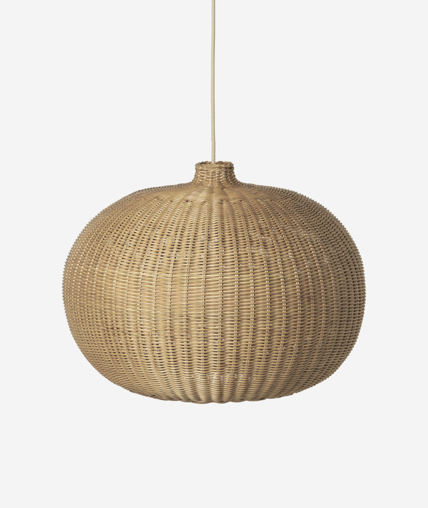 Braided Lamp Shade - 3 Styles