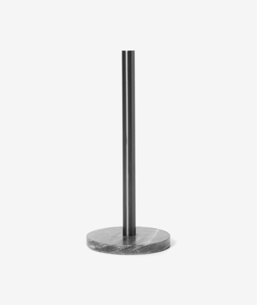Paper Towel Holder Black Brass Ferm Living - BEAM // Design Store
