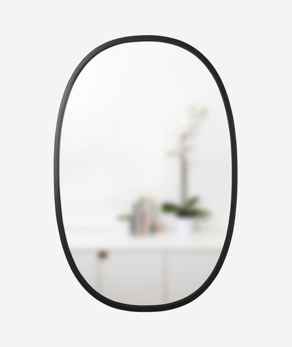 Hub Mirror Oval - 2 Colors Umbra - BEAM // Design Store