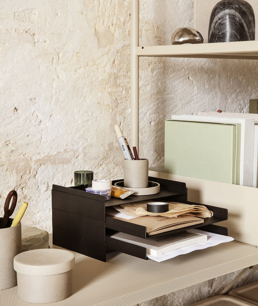 2x2 Desk Organizer - 2 Colors Ferm Living - BEAM // Design Store