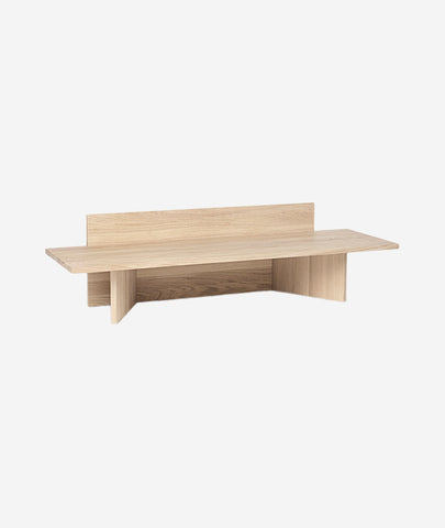 Oblique Bench - 2 Colors