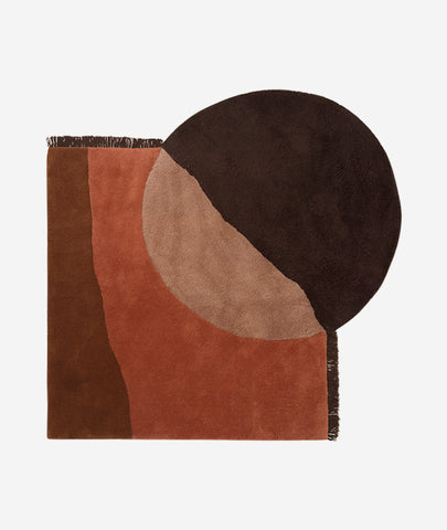 View Tufted Rug - 2 Colors Ferm Living - BEAM // Design Store