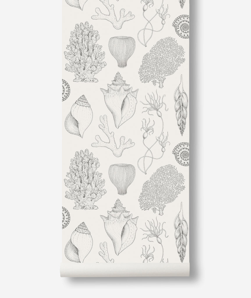 Shells Wallpaper - 4 Colors Ferm Living - BEAM // Design Store