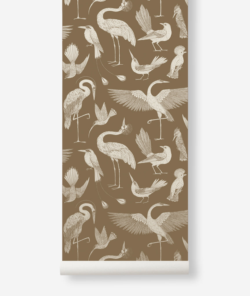 Birds Wallpaper - 4 Colors Ferm Living - BEAM // Design Store