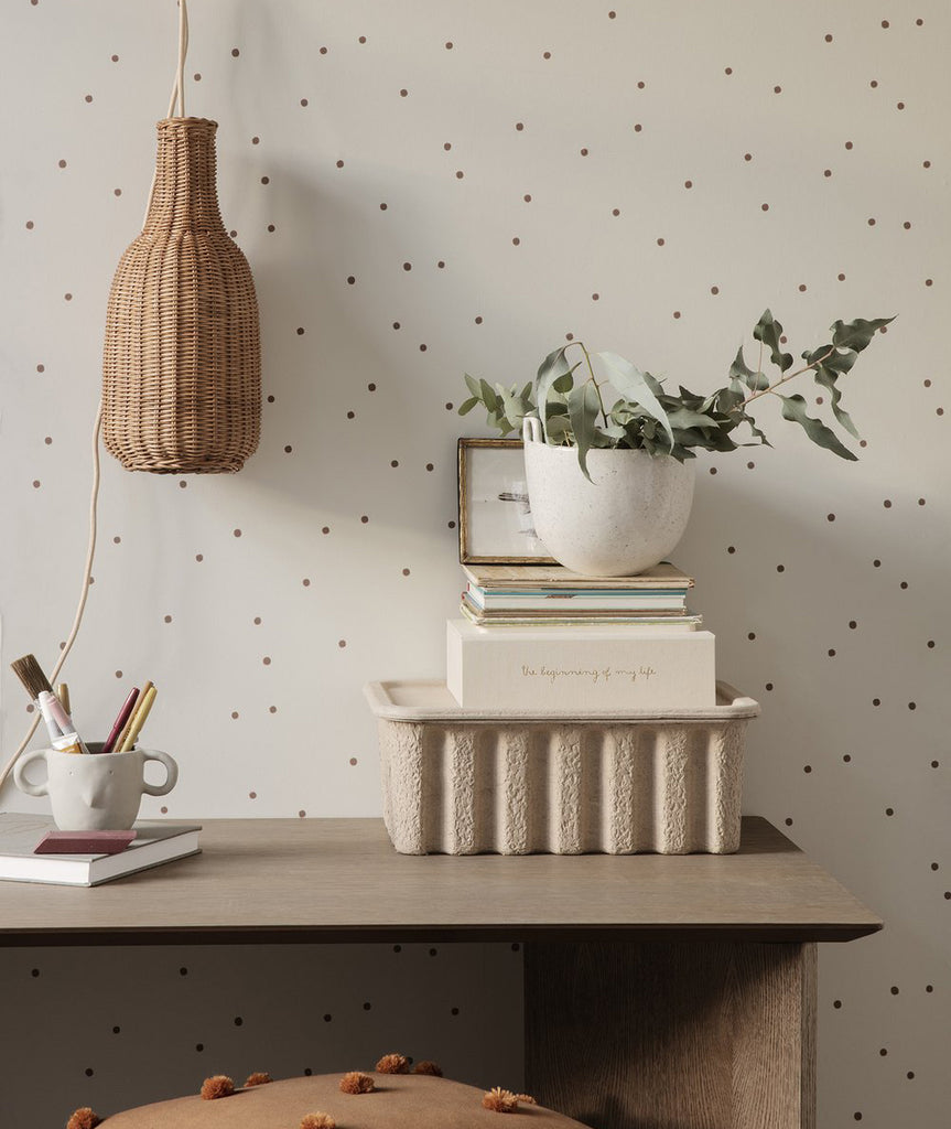 Dot Wallpaper - 3 Colors Ferm Living - BEAM // Design Store