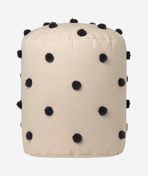 Dot Tufted Pouf - 2 Colors Ferm Living - BEAM // Design Store
