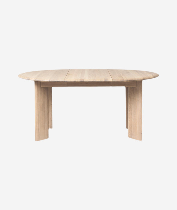 Bevel Extendable Table - 2 Colors Ferm Living - BEAM // Design Store