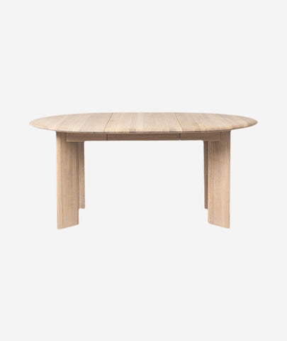 Bevel Extendable Table - 2 Colors