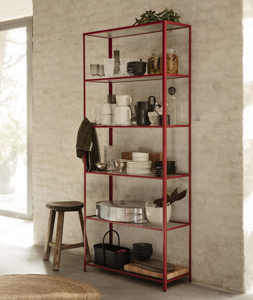 Haze Bookcase - 3 Colors
