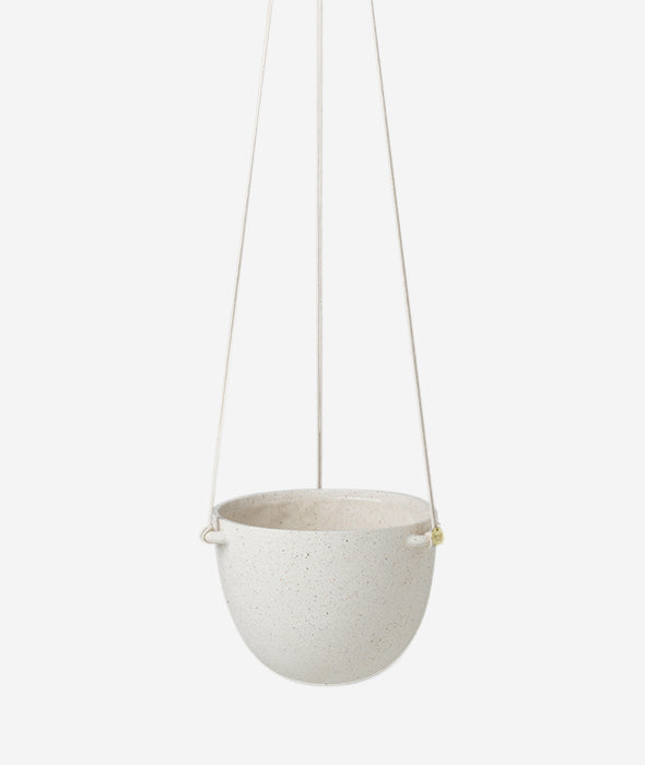 Speckle Hanging Plant Pot - 2 Styles