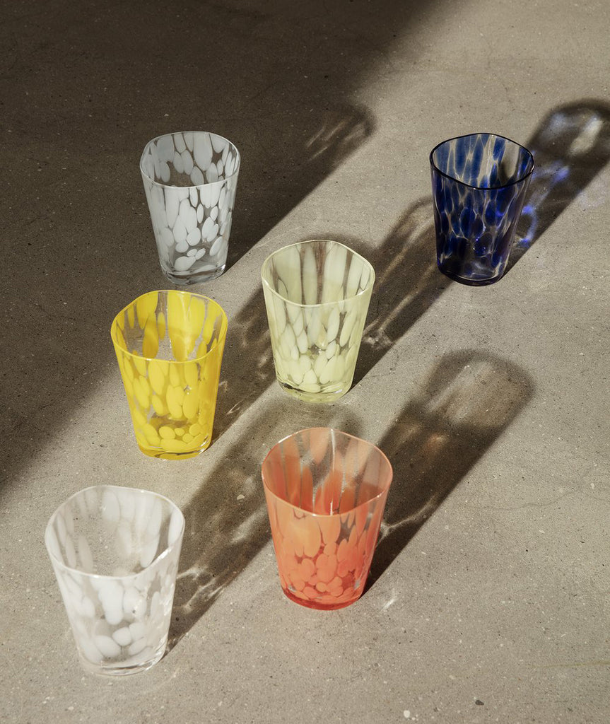 Casca Glass - 6 Colors