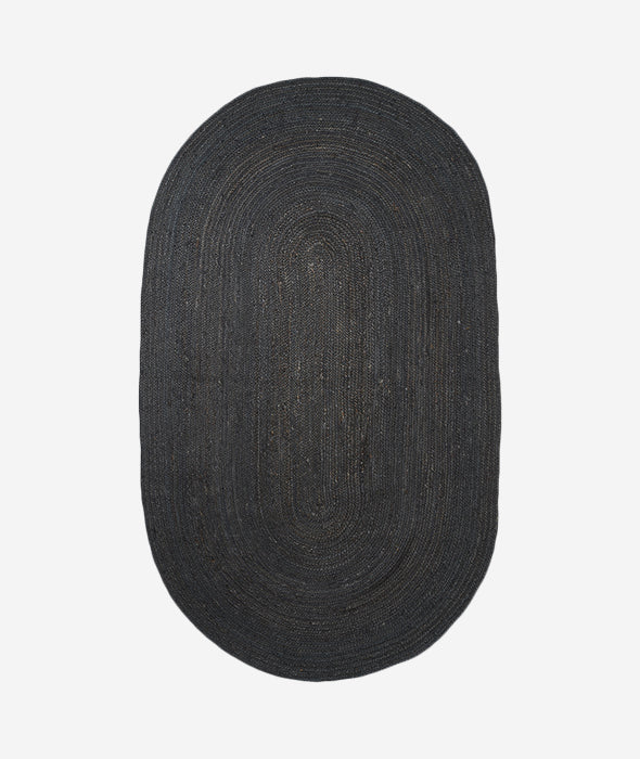 Eternal Oval Jute Rug - 2 Colors