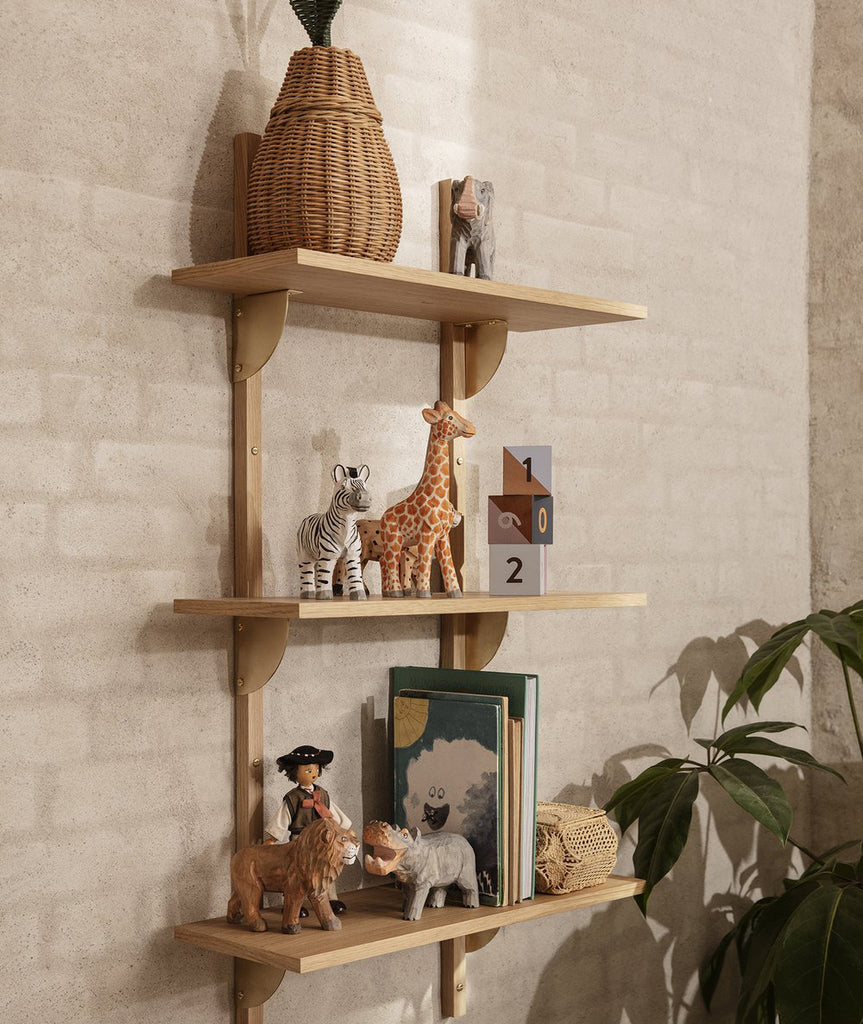 Hand Carved Animals - 5 Styles