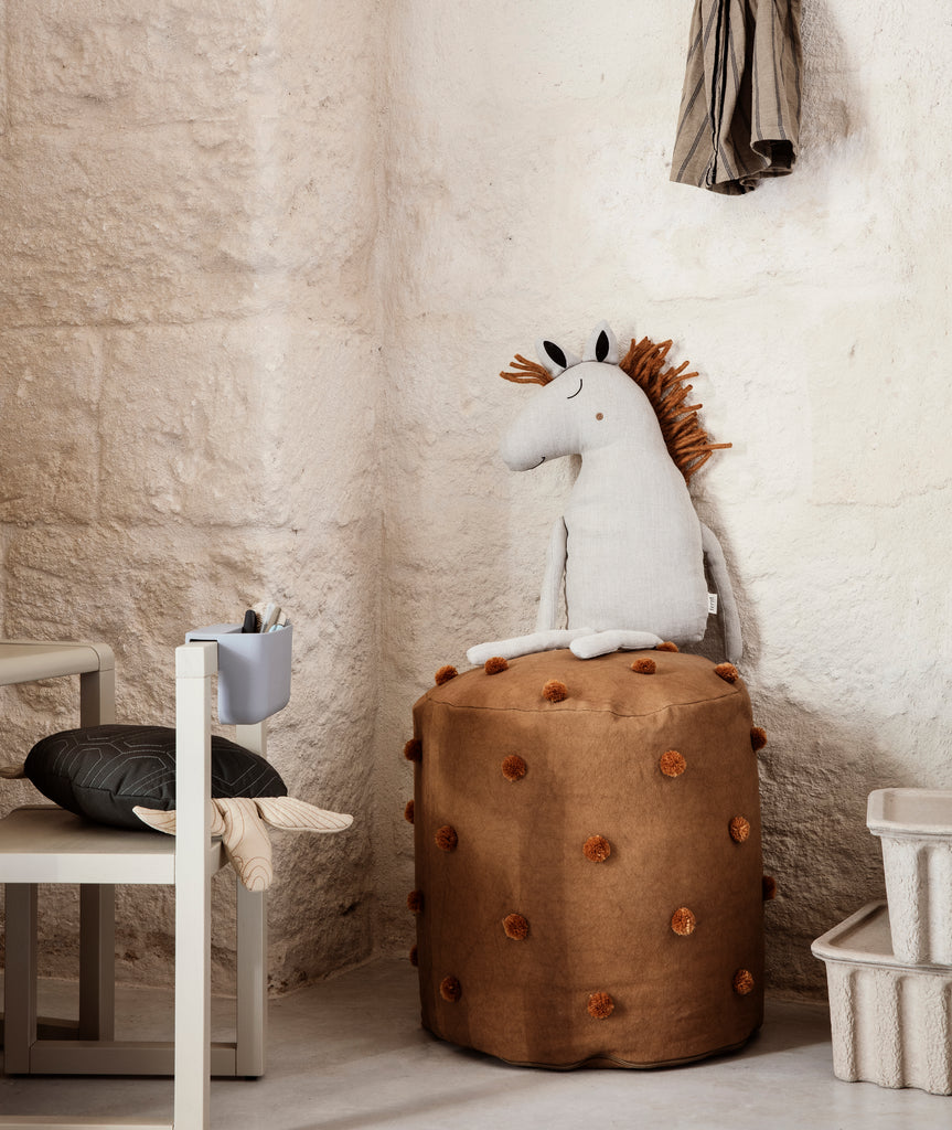 Horse Safari Pillow - 2 Colors Ferm Living - BEAM // Design Store