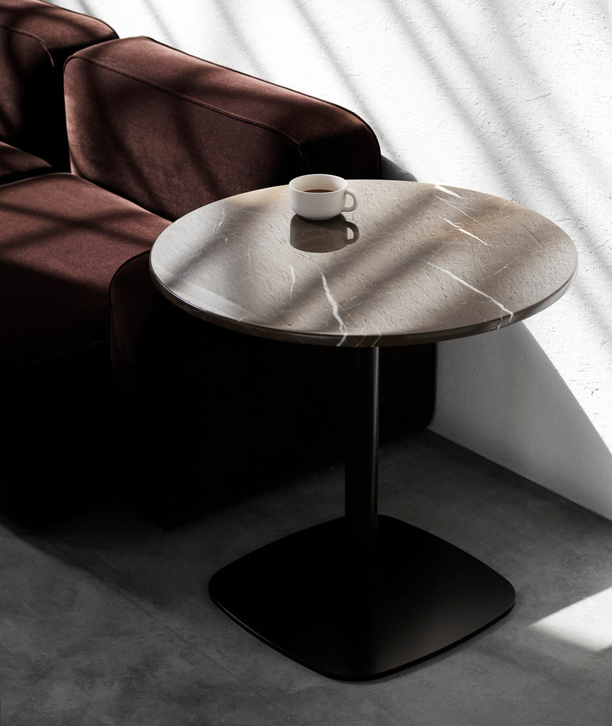 Form Marble Cafe Table - More Options