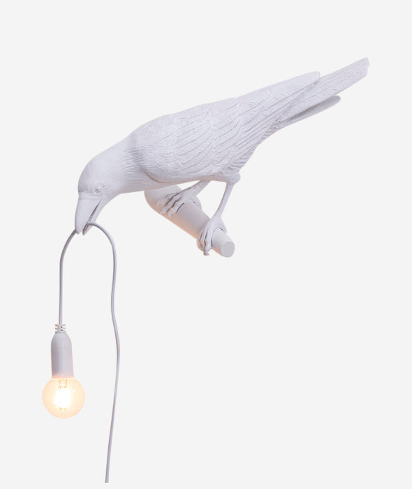 Bird Lamp White - 3 Styles Seletti - BEAM // Design Store