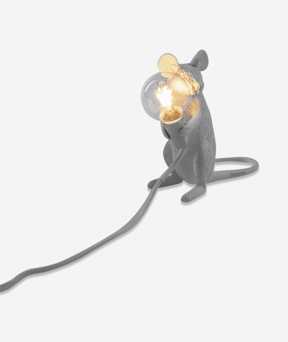 Mouse Lamp - 3 Styles Seletti - BEAM // Design Store