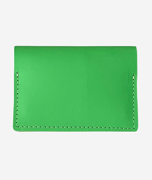 Recycled Leather Wallet - 2 Colors