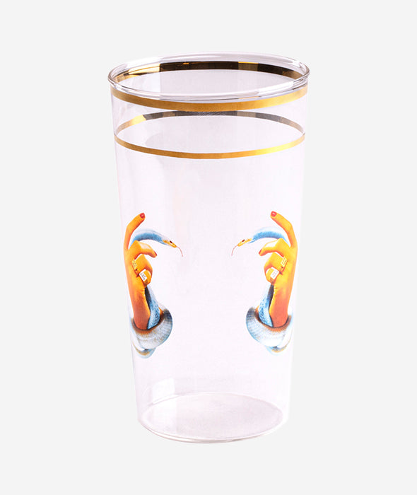 Toiletpaper Drinking Glass - 6 Styles