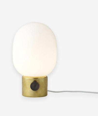 JWDA Metallic Table Lamp Brass