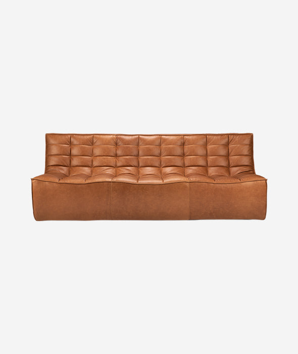 N701 Modular Three-Seater Sofa - 4 Colors Ethnicraft - BEAM // Design Store