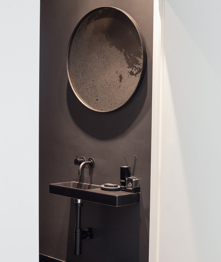 Aged Wall Mirror - 2 Colors Ethnicraft - BEAM // Design Store