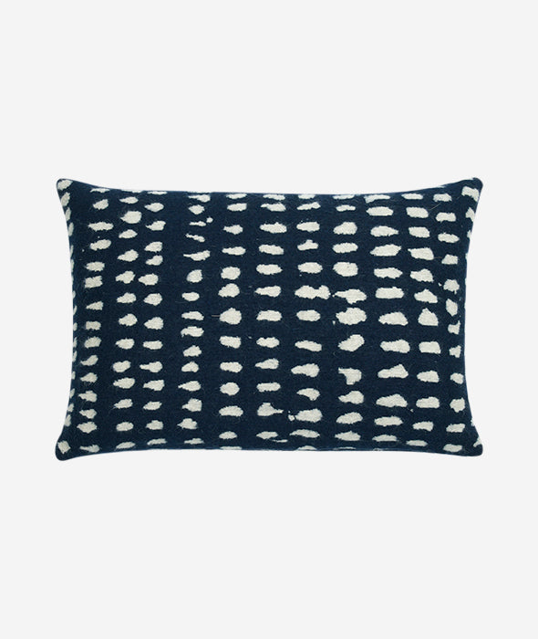 Dots Lumbar Pillow Set/2 - 3 Colors