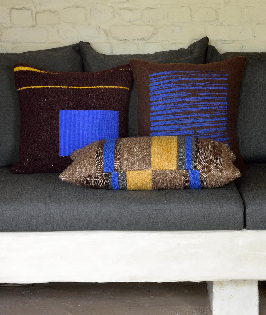 Bright Tulum Lumbar Pillow Set/2